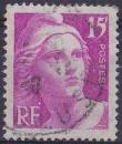 FRANCE 1945 OBLITERE N° 727