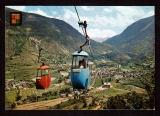 Andorre Cpm Valls d'Andorra Encamp - vue générale