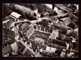 miniature France Cpsm Dole ( Jura ) l'hôpital, le collège de jeunes filles et le pont sur le canal