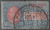 miniature Italie 1926 - Exprès 2,50 L.