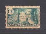 miniature France N° 336 * , trace ch, TB, cote 2,50 €