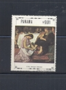 miniature Panama 1967 - Scott N° 482 A - La vie du Christ