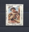 miniature Panama 1967 - Scott N° 482 - La vie du Christ