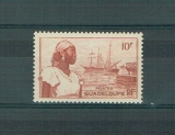 miniature 8283 - Colonie Guadeloupe - 1947 - Y&T N° 197 Neuf **