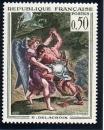 France - 1963 -  n°1376 (YT) Tableau de Delacroix (**)