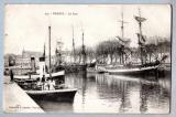 miniature 56 - VANNES - Le Port  (circ en 1919 )
