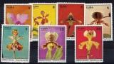 miniature Cuba 1971 - Orchidées   (g590)