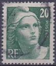 FRANCE 1945 OBLITERE N° 728
