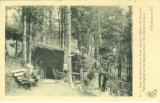 miniature Cpa  Front alsacien , ww1 , poste de secours * maison du docteur , non voyagée