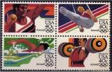 miniature Etats-Unis 1983 - Jeux Olympiques Los Angeles I   (g1839)