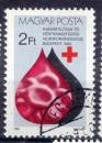 Hongrie 1982 YT 2825 Obl Congres mondial d'Hematologie et de Transfusion sanguine