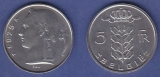 miniature BELGIQUE BAUDOUIN 5 FRANK CERES  ANNEE 1975 (flamande) neuve ****FDC****