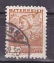 miniature Autriche - 1934-35  Y & T  n°  448   Costumes régionaux