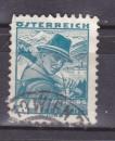 miniature Autriche - 1934-35  Y & T  n°  449   Costumes régionaux