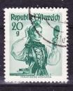 miniature Autriche - 1958-59  Y & T  n°  884   Costumes régionaux