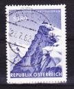 miniature Autriche - 1961  Y & T  n°  931   75 anniversaire de l'observatoire du mont Sonnblick