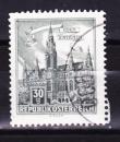 miniature Autriche - 1962-70  Y & T  n°  0950B   Série courante - Monuments et batiments