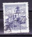 miniature Autriche - 1962-70  Y & T  n°  0953B   Série courante - Monuments et batiments