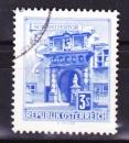 miniature Autriche - 1962-70  Y & T  n°  0958 B   Série courante - Monuments et batiments