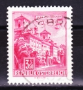 miniature Autriche - 1962-70  Y & T  n°  0959 A   Série courante - Monuments et batiments