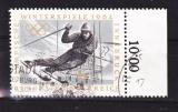 miniature Autriche - 1963  Y & T  n°  974   Jeux olympiques d'hiver à Insbruck