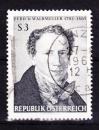 miniature Autriche - 1965  Y & T  n°  1029   Centenaire de la mort de F Georg Waldmuller