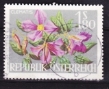 miniature Autriche - 1964  Y & T  n°  985   Exposition internationale d'horticulture