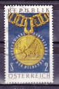 miniature Autriche - 1967  Y & T  n°  1082   275 ème anniversaire de l'Académie des Beaux Arts