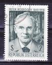 miniature Autriche - 1968  Y & T  n°  1097   125 ème anniversaire de la naissance de Peter Rosegger