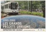 miniature cpm publicitaire 44 Nantes 1999-2000 Tramway
