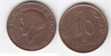 LUXEMBOURG  10 CENTIMES  ANNEE 1930