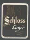 Etiquette de Bière - Grande Bretagne - Schloss Lager