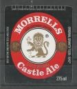 Etiquettes de Bière - Grande Bretagne - Morrells Brown Castle Ale -  275 ml