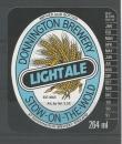 Etiquettes de Bière - Grande Bretagne - Donnington Brewery - Light Ale - 264 ml