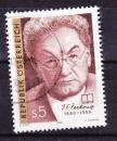 miniature Autriche - 1990  Y & T  n°  1829   Centenaire de la naissance de J F Perkonig