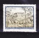 miniature Autriche - 1990  Y & T  n°  1835   Série courante - Abbayes et monastères d'Autriche