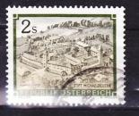 miniature Autriche - 1991  Y & T  n°  1867   Série courante - Abbayes et monastères d'Autriche