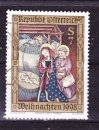miniature Autriche - 1998  Y & T  n°  2100   Noel