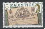 miniature Maurice    commémoration Visite Victoria  Y&T 465
