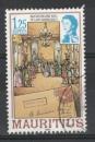 miniature Maurice   série courante 1.25r  de 1985 Y&T 620