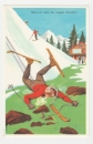 miniature cpsm Carrière ski série 749