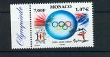 miniature Monaco 2239 2000  JO Sydney vignette olympiade neufs TB** MNH SIN CHARNELA  faciale 1.07