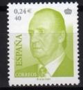Espagne - 2001 -  n°3362 (YT) Série courante , Juan Carlos 1er  (O)