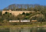 miniature CMFM 057 - Train de machines- loco BB 25500 et Y 8000 vers BEHUARD LES FORGES -49 - SNCF