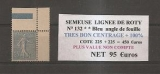 miniature .n° 132 semeuse lignee ang feuil  TRES BON CENTRAGE