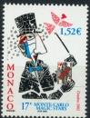 miniature MONACO 2367  Magic star 2002 neufs ** luxe MNH sin charnela  faciale 1.52