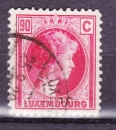 miniature LUXEMBOURG 1926-28  Y & T  n° 178 Grande Duchesse Charlotte