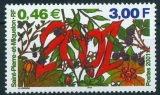 miniature Saint Pierre et Miquelon 737 2001  fleurs et baies neuf ** TB MNH SIN charnela  faciale 0.46