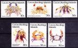 miniature Cocos (Keeling) 1992 Crabes (série 2)