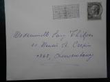 miniature Lettre du 19/12/85 de Luxembourg pour Luxembourg